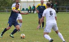 Od tretej ligy sa futbalové súťaže predčasne skončili, výsledky boli anulované