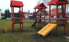 V Bardejove sú detská ihriská otvorené