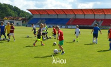 Futbalový tábor Partizána Bardejov