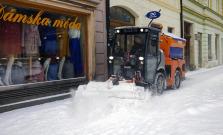 Mesto Prešov je pripravené na zimnú údržbu