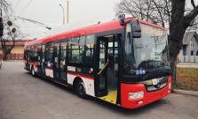 Na prešovské cesty vyrazili nové trolejbusy