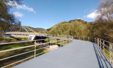 Výstavba cyklotrasy Eurovelo 11 v PSK pokračuje