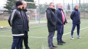 Futbalisti Partizána v príprave