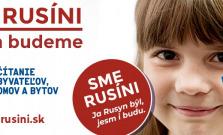 Rusíni pokračujú v kampani aj so známymi tvárami