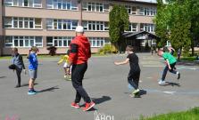 VIDEO | ZŠ s MŠ Pod Vinbargom v Bardejove opäť posilňuje športovú prípravu