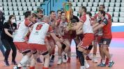 Prešovskí volejbalisti vybojovali štvrtý Slovenský pohár, keď vo finále zdolali Svidník