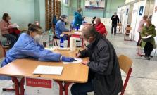 Prešovská župa zaočkovala už takmer 55 tisíc ľudí