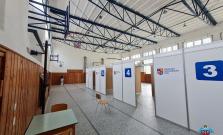 V Bardejove otvoria veľkokapacitné očkovacie centrum už tento víkend