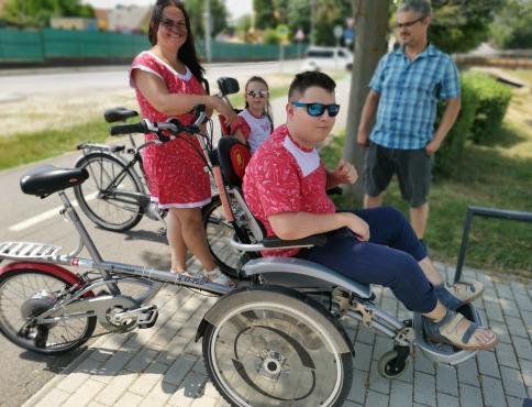 Vo Veľkom Šariši budú bicykle pre handicapovaných