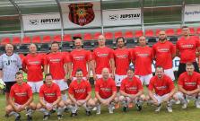Oslavy futbalu v obci Gerlachov
