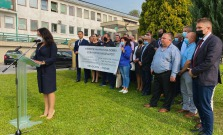 VIDEO | Pokračujú v boji za zachovanie regionálneho charakteru svidníckej nemocnice