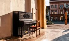 V Prešove pribudla zaujímavá novinka, mesto má svoj prvý verejný klavír