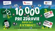 VIDEO | 10 000 pre zdravie