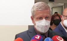 VIDEO | Minister zdravotníctva V. Lengvarský prišiel do Bardejova