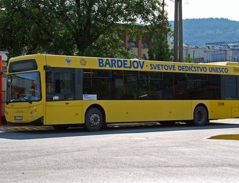 Využívate v Bardejove mestskú hromadnú dopravu? V stredu budete jazdiť zadarmo