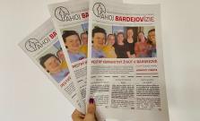 VIDEO | Bardejovčania dostali do schránok po dlhšej pauze ďalšie číslo obľúbených novín
