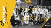 MAXIN'S 4th Birthday: Tajomstvo rovnice úspechu vo svete práce
